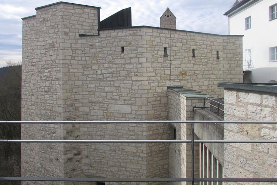 Beilngries |  Schloss Hirschberg | Marienkapelle | Foto: Thomas van Nies