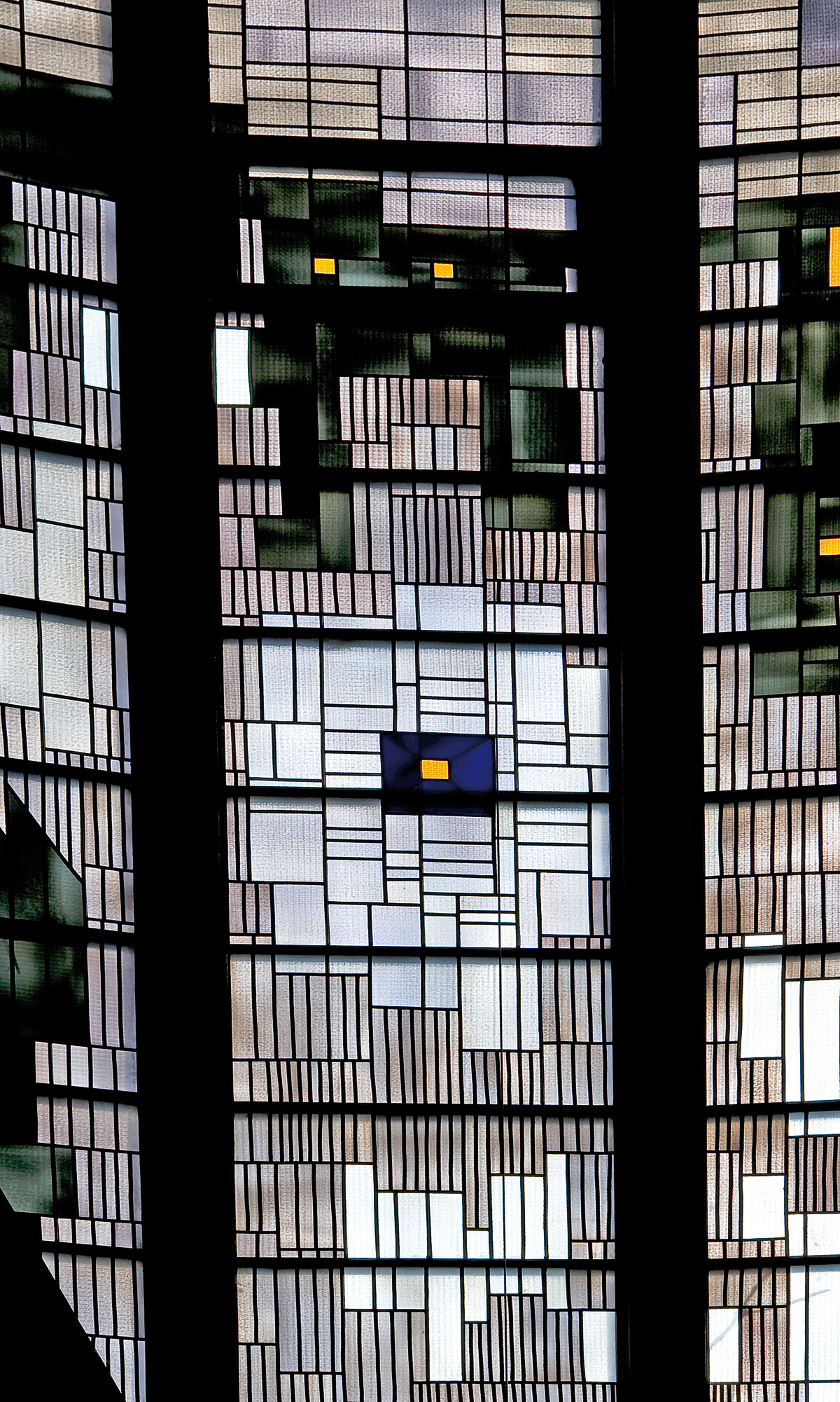 Saarbrücken | Maria Königin | Glasgestaltung | Foto: Marco Kany