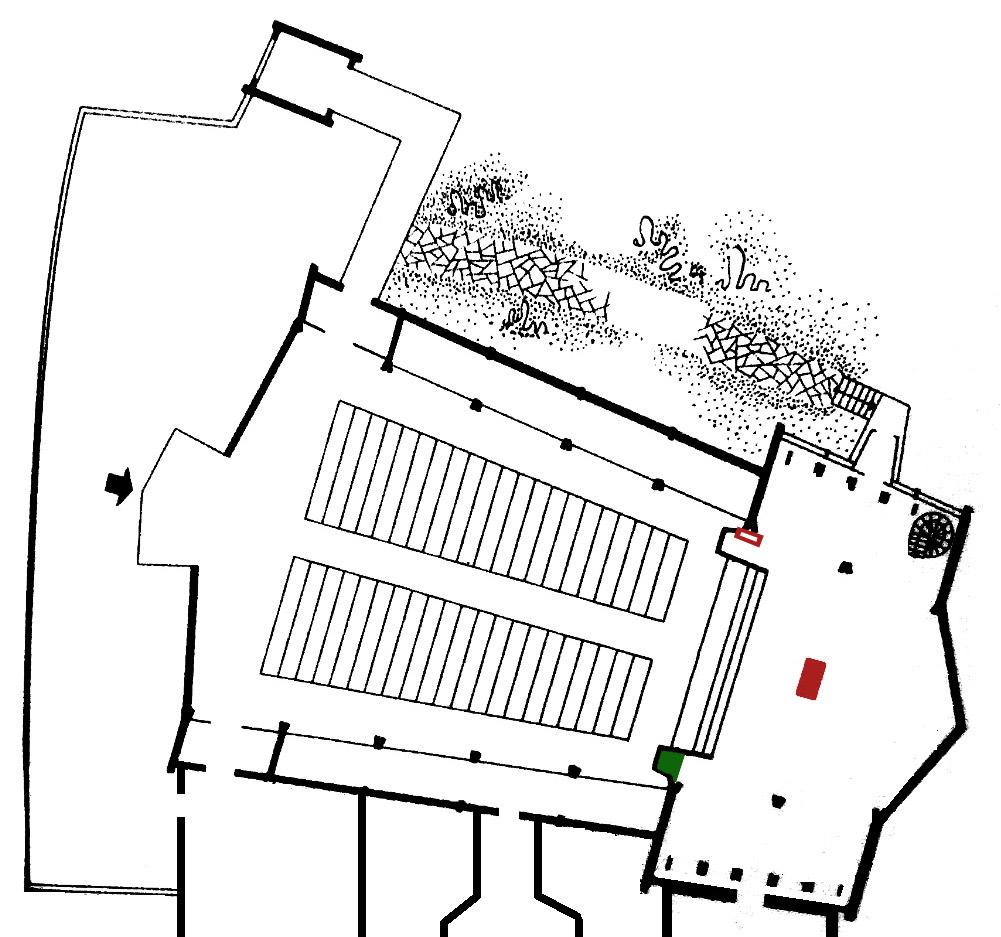 Braunschweig | St. Albertus Magnus | Grundriss