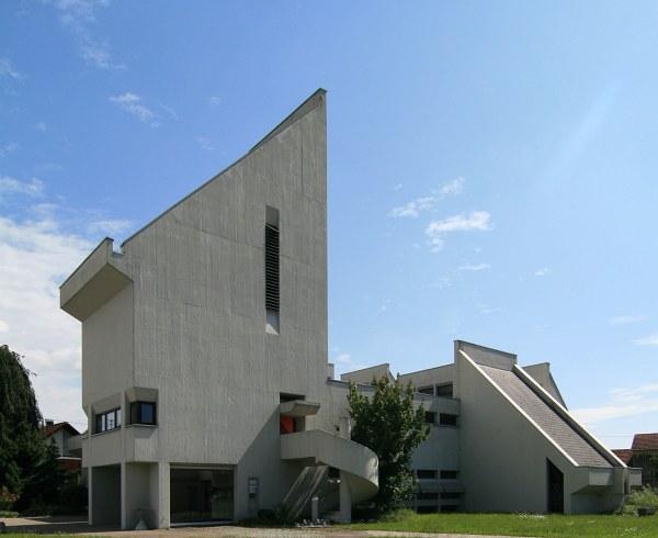 Meckenbeuren-Kehlen | St. Verena | Außenbau | Foto: Martin Schall