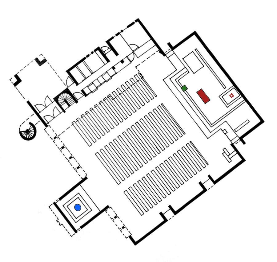 Meckenbeuren-Kehlen | St. Verena | Grundriss