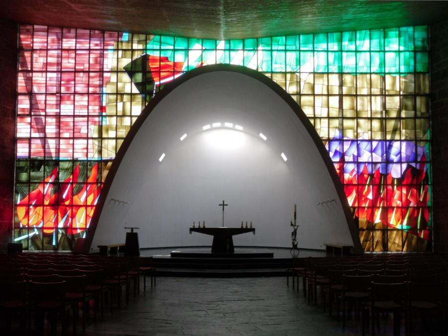 Ebermannstadt | Burg Feuerstein | Verklärung Christi | Innenraum | Foto: Daniel Greb