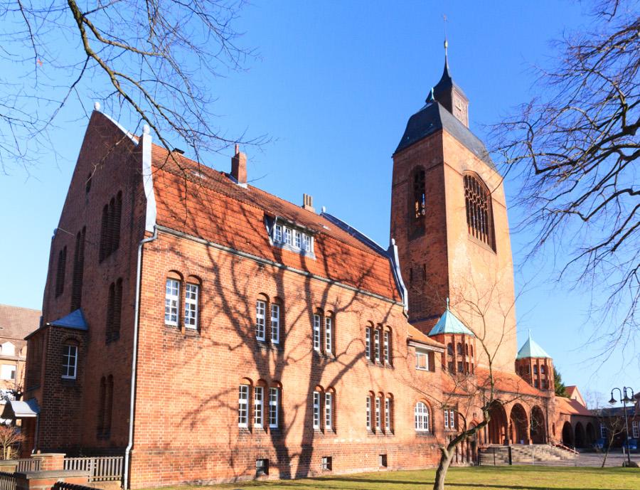 Kiel | St. Petrus | Foto: Matthias Süßen, CC BY SA 4.0
