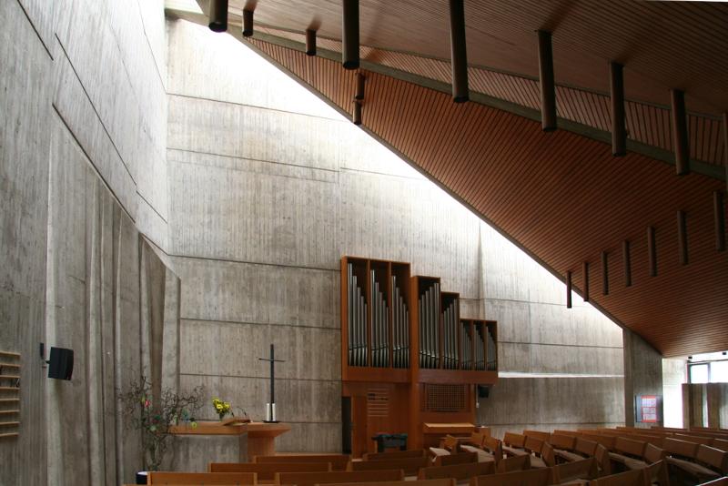 Detmold | Versöhnungskirche | Orgel | Foto: © LWL-Denkmalpflege, Landschafts- und Baukultur