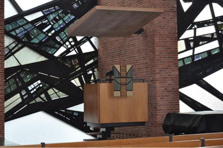 Jever | Stadtkirche | Kanzel | Foto: Horst Radowski