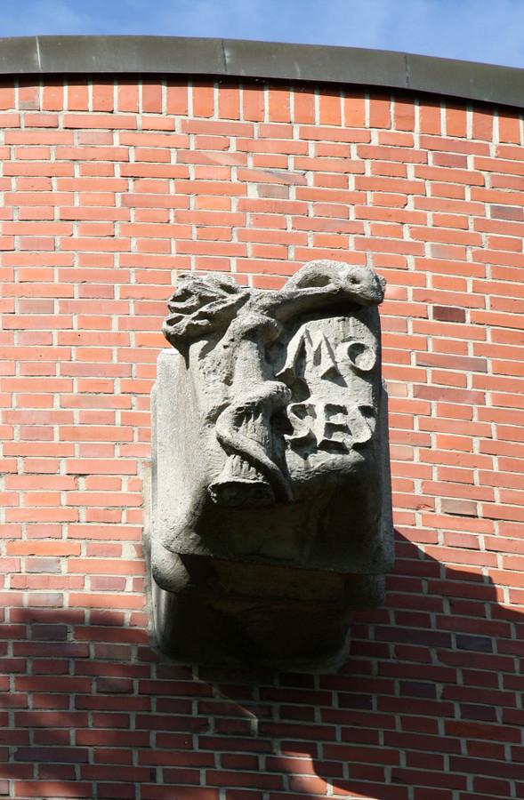 München-Hasenbergl | St. Nikolaus | Außenbau | Foto: Bjs, CC BY SA 3.0