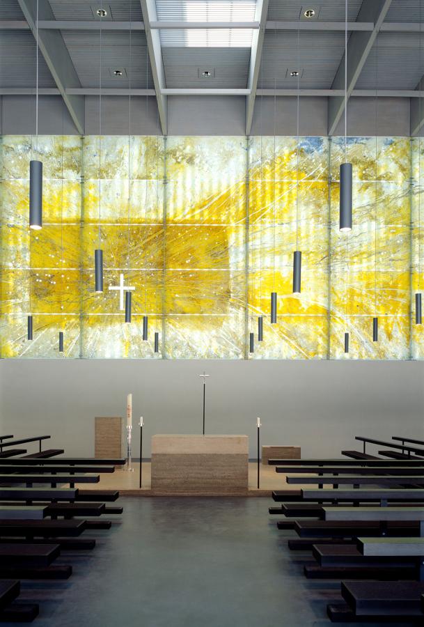 München | Kirchenzentrum | St. Florian | Foto: Stefan Müller-Naumann