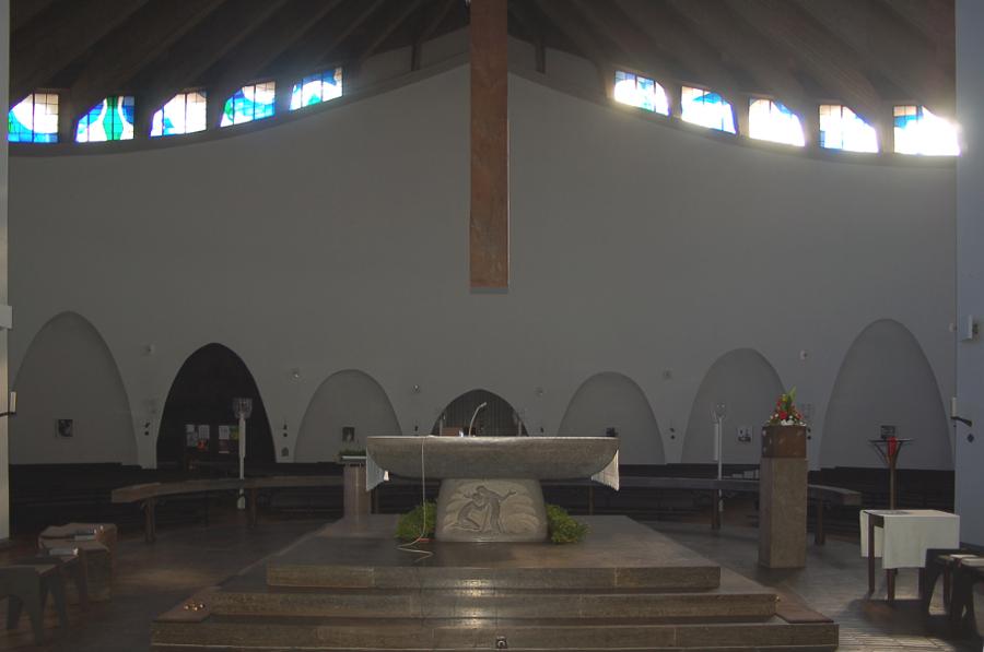 zu den heiligen engeln