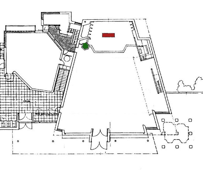 Wolfsburg | Stephanus-Kirche | Grundriss