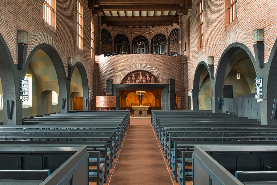 Esslingen | Südkirche | Innenraum | Foto: Rose Hadju