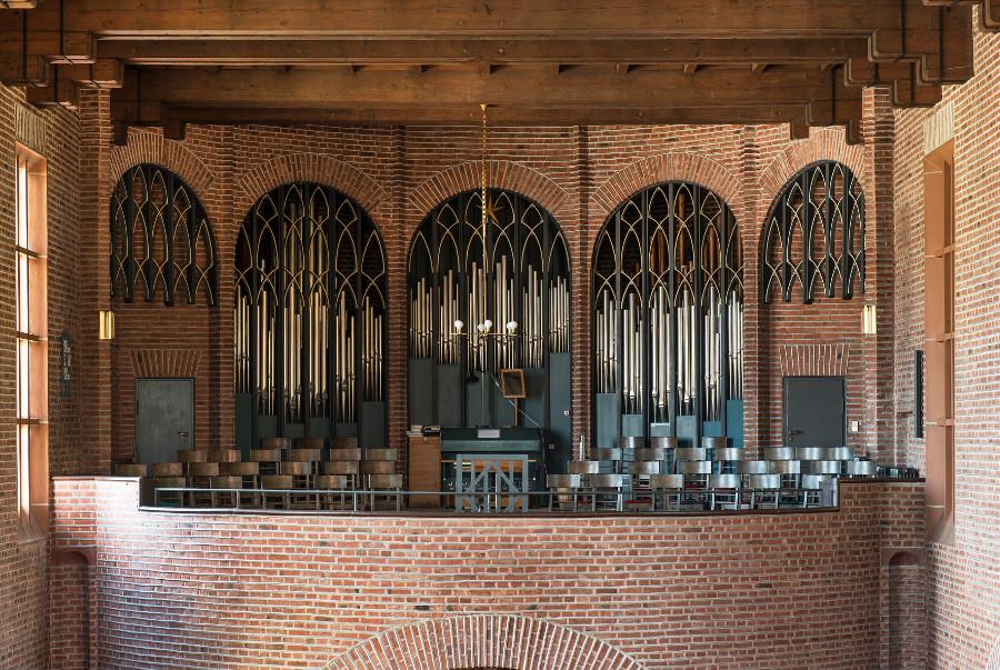 Esslingen | Südkirche | Orgel | Foto: Rose Hadju