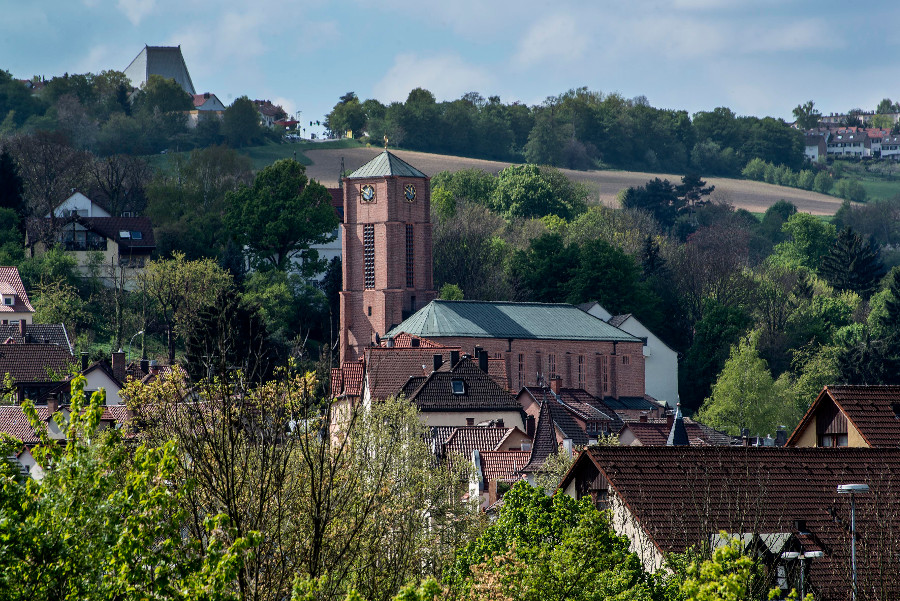 Esslingen | Südkirche | Außenbau | Foto: Rose Hadju