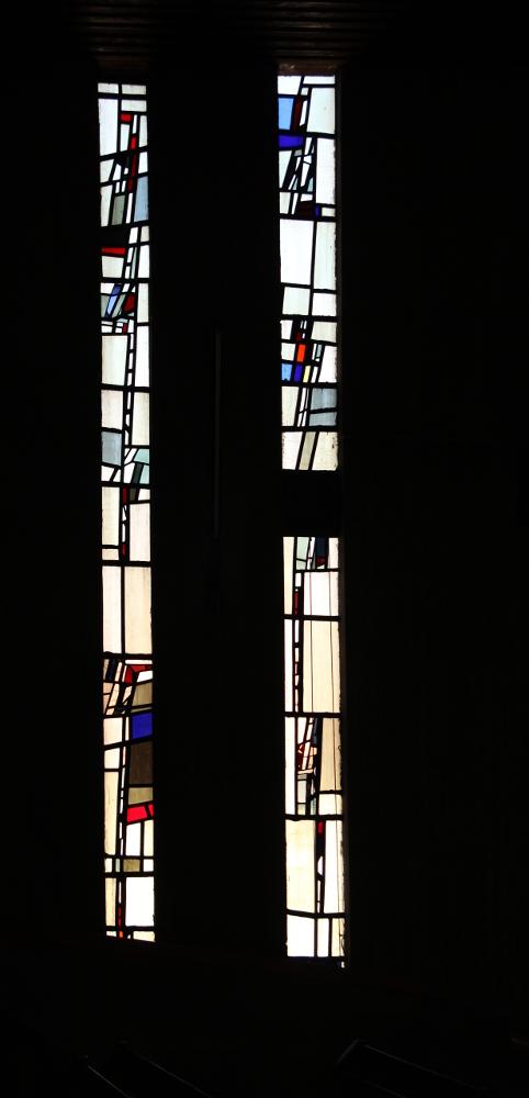 Mannheim | Versöhnungskirche | Glasgestaltung| Foto: Ev. Versöhnungsgemeinde, Mannheim