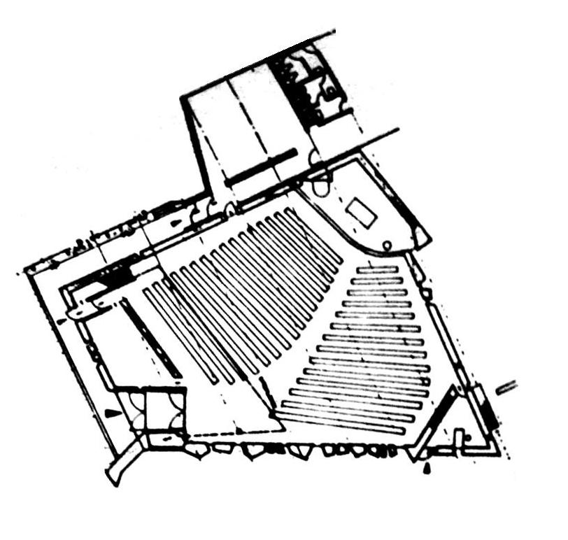 Mannheim | Versöhnungskirche | Grundriss