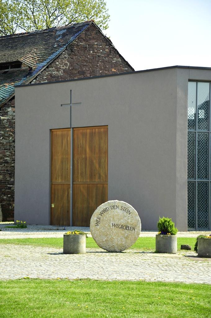Lutherstadt Eisleben | Kloster Helfta | Gertrudkapelle | Außenbau | Foto: Kloster Helfta