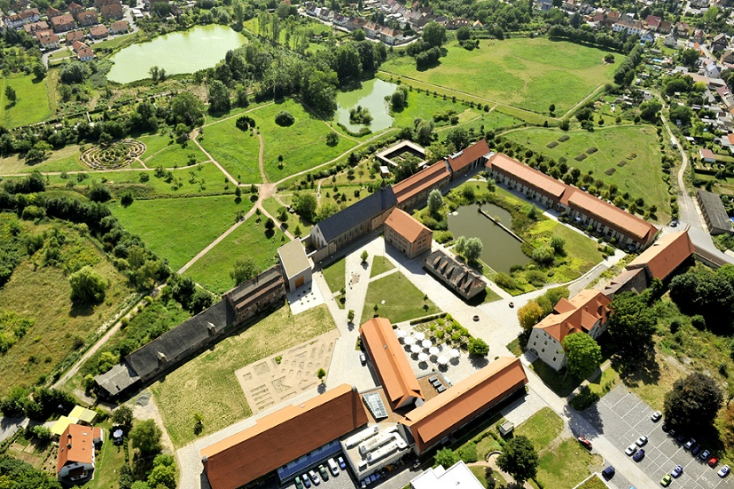 Lutherstadt Eisleben | Kloster Helfta | Klosteranlage | Foto: Kloster Helfta