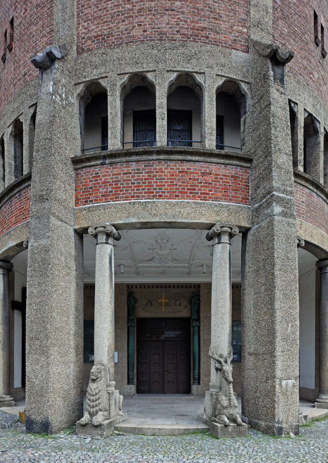 Ulm | Pauluskirche | Portal | Foto: Jochen Helle/Bildarchiv Monheim GmbH