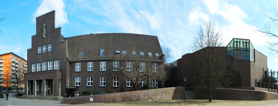 Wedel | Standesamt und Rathaus | Foto: oldman hh, CC BY SA 3.0