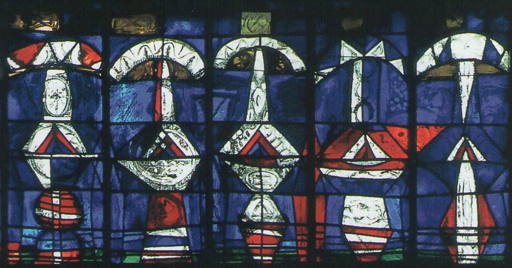 Pforzheim | Auferstehungskirche | Glasgestaltung | Foto: Ev. Johannesgemeinde Pforzheim/Günter Beck