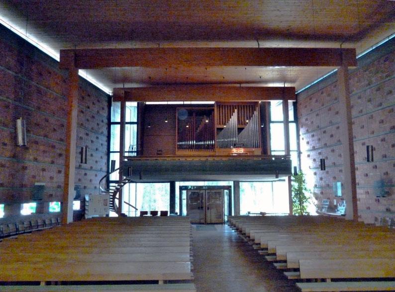 Bad Dürrheim | Johanneskirche | Innenraum | Foto: ev. Kirchengemeinde Bad Dürrheim
