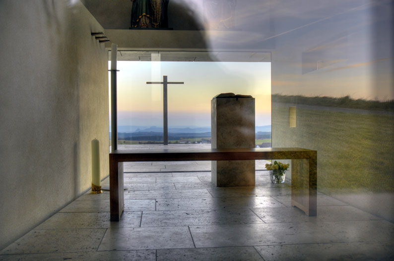 Immendingen I Kapelle St. Johannes und Jakobus | Foto: Beuroner Kunstverlag