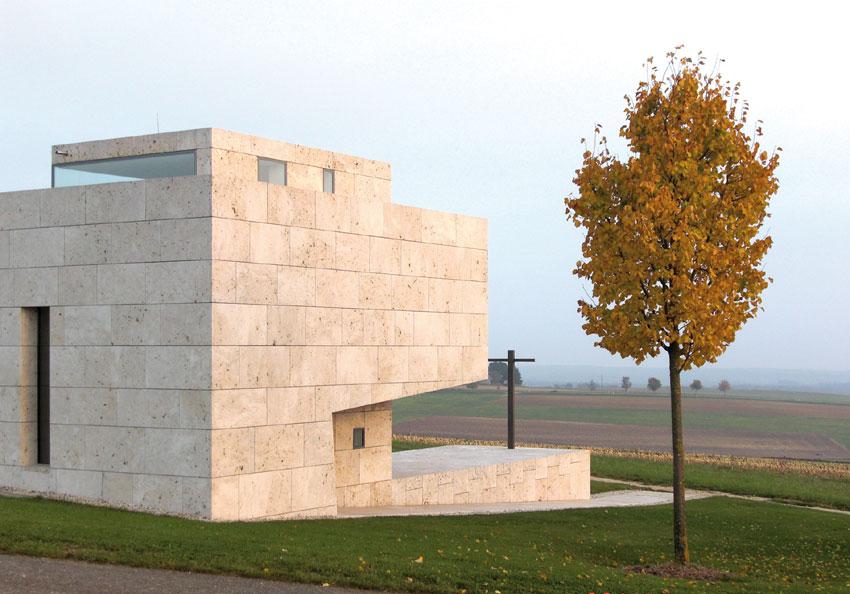 Immendingen I Kapelle St. Johannes und Jakobus | Foto: Wolf-Dieter Gericke, Waiblingen/ Beuroner Kunstverlag
