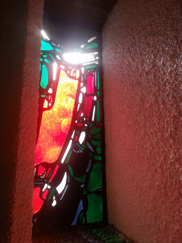 Neunkirchen-Hangard | ev. Kirche  | Fenster