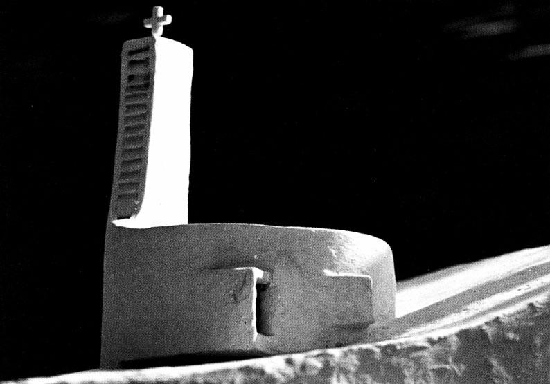 INeunkirchen-Hangard | ev. Kirche | Modell I Bild: Privatarchiv Mönke