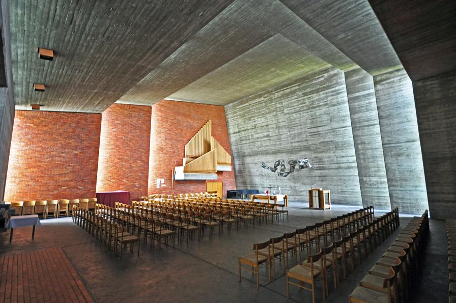 Leonberg I ev. Versöhnungskirche | Foto: Manfred Gloß