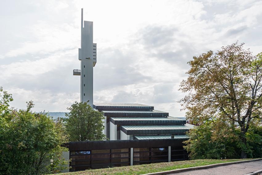 Leonberg I ev. Versöhnungskirche | Foto: Iris Geiger-Messner/ Landesamt für Denkmalpflege im Regierungspräsidium Stuttgart