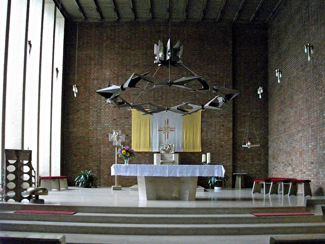 Friedland I St. Norbert | Foto: Bistum Hildesheim, Kirchliche Denkmalpflege