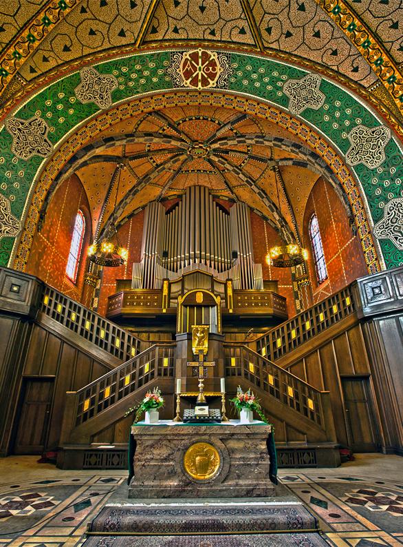 Wiesbaden | Ev. Lutherkirche | Bild | Foto: Friedrich Windolf, ev. Lutherkirchengemeinde Wiesbaden
