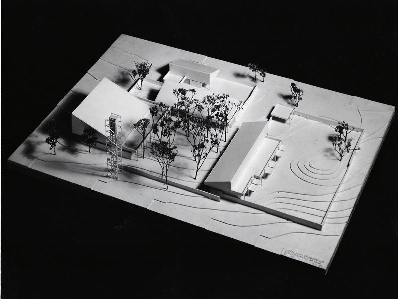 Burglengenfeld | St. Josef | Modell | Bild: Gaupp Architekten