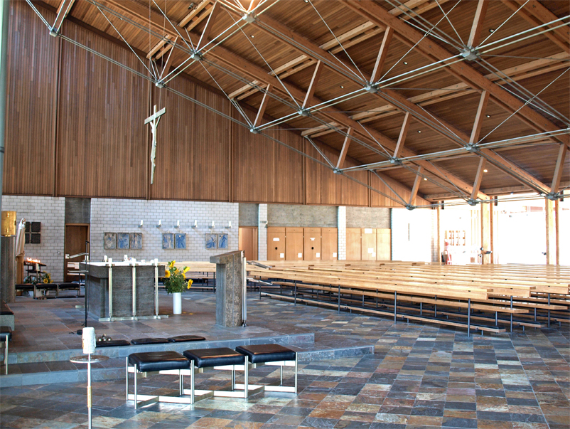 Burglengenfeld | St. Josef  | Innenraum | Foto: Frank Bachfischer
